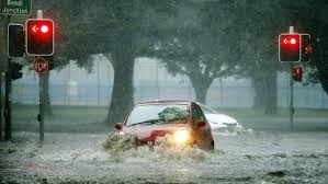 Don't let the rain cause car battery drain